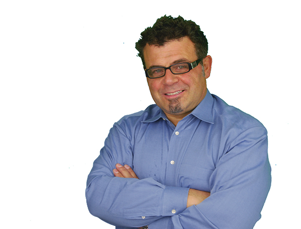 George Nader, VP of Sales and Business Development